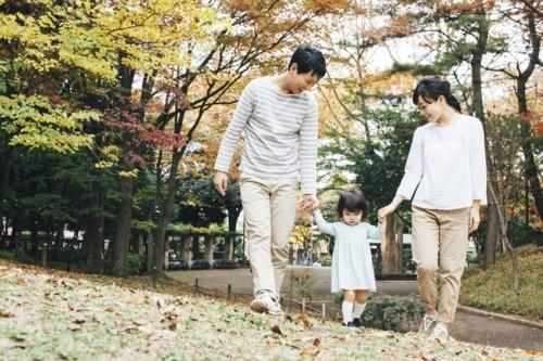 秋 ママ 日本人