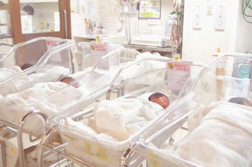 産婦人科 赤ちゃん