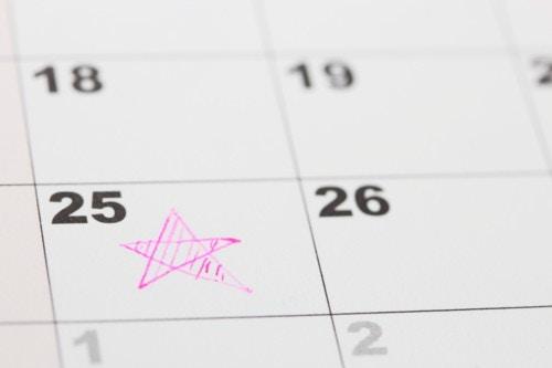 初産 予定日 平均