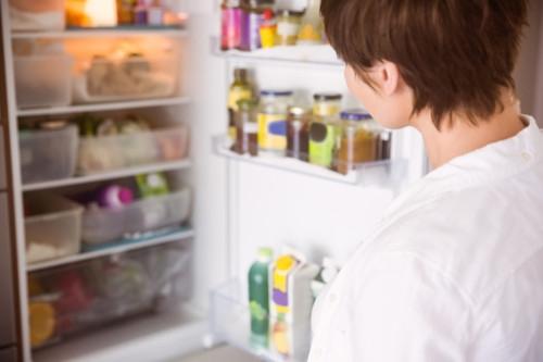 妊婦 冷蔵庫