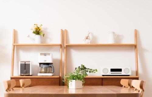 植物 家具