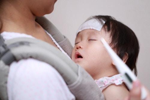 発熱 赤ちゃん