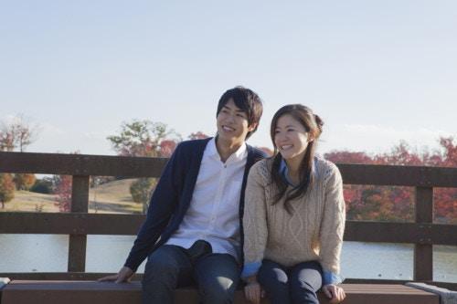 夫婦 日本人 デート