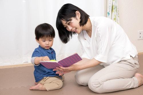 ママ 幼児 教材