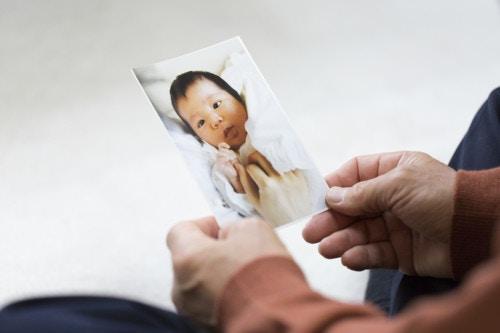 写真 おじいちゃん