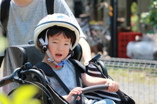シートベルト 自転車