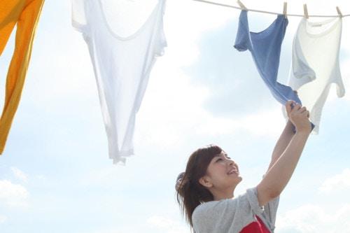 洗濯 日本人