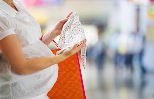妊婦 買い物