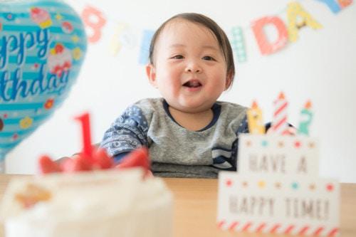 誕生日 赤ちゃん