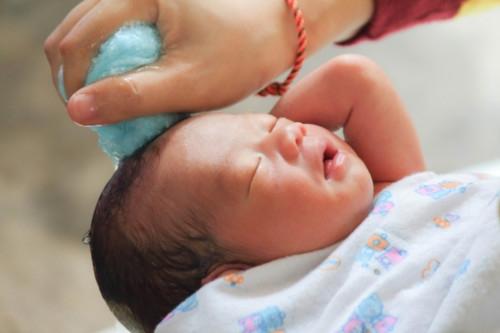 赤ちゃん ハート