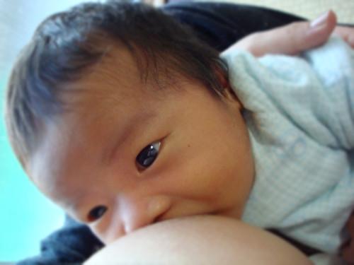 新生児 授乳