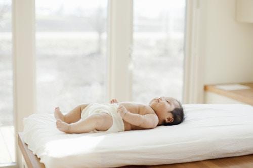 赤ちゃん ベッド
