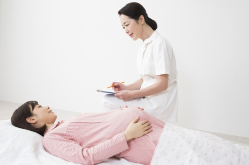 妊婦 入院