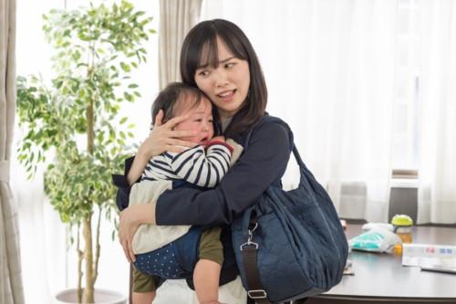 ママ 男の子 日本