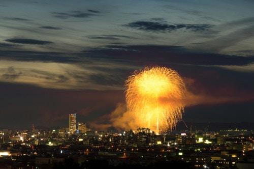 高松 花火