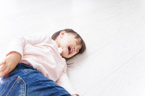 反抗 赤ちゃん