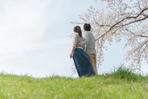 夫婦 散歩 日本