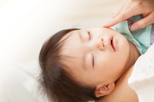 1歳 男の子 寝る