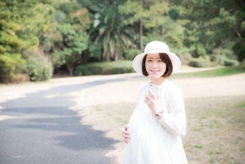 妊婦 散歩 日本