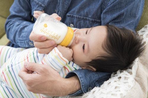 パパ 粉ミルク