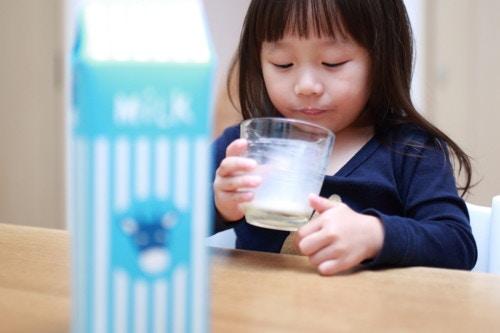 牛乳 2歳