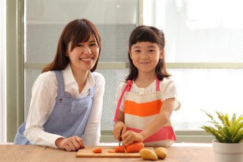 子供 料理 日本人
