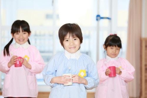 コップ 幼稚園