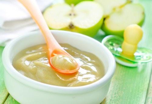 りんご 離乳食