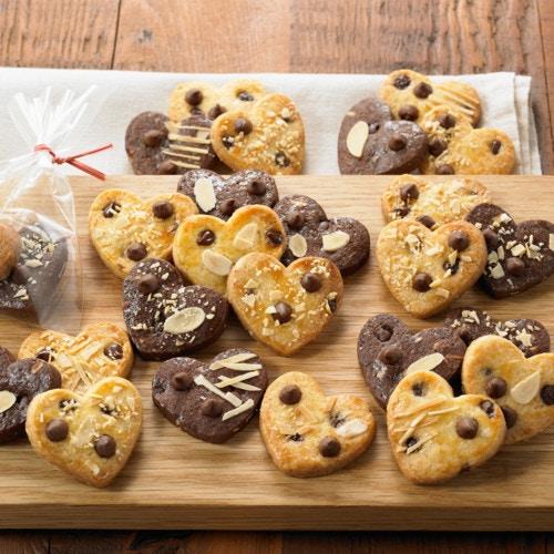 チョコチップクッキーボリュームパック約40枚分(20袋分)