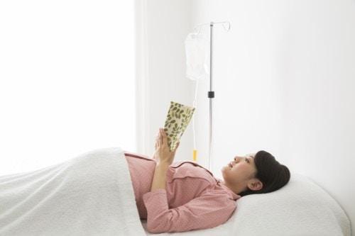 産婦人科 入院