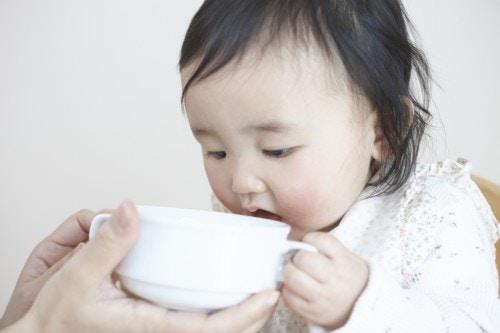 離乳食 スープ
