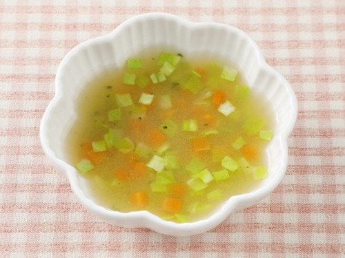 キャベツのお味噌汁