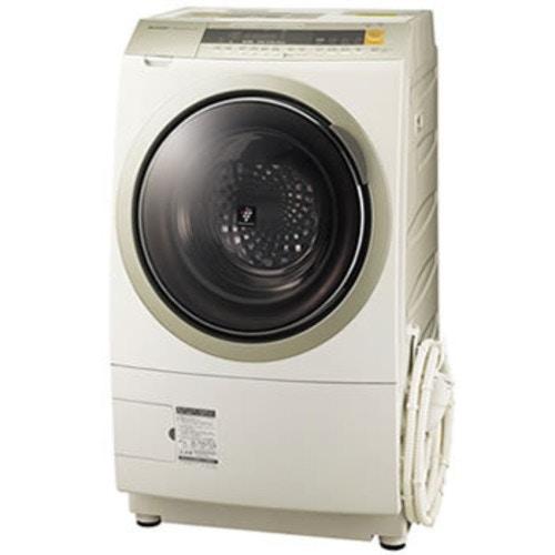 シャープ ななめ型ドラム式洗濯乾燥機 ES-ZP1-NL