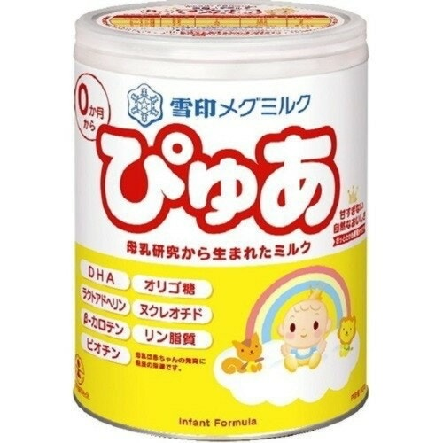 雪印メグミルク ぴゅあ 820g