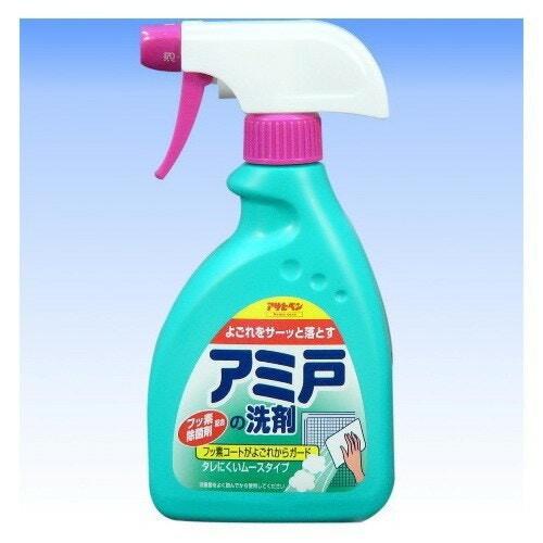 アサヒペン アミ戸の洗剤 ハンドスプレー 400ml