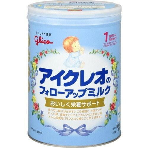 アイクレオのフォローアップミルク(820g)