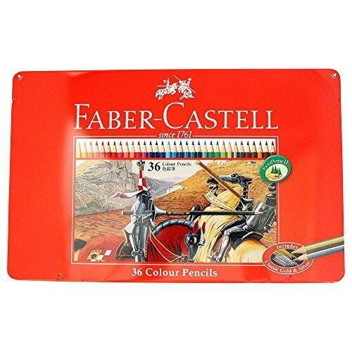 FABER-CASTELL シヤチハタ ファーバーC 色鉛筆 36色 TFC-CP/36C