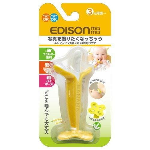 エジソンママのカミカミBaby バナナE(1コ入)
