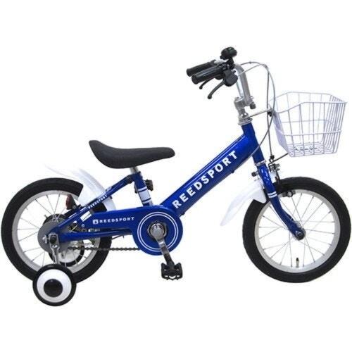 幼児用自転車 補助輪付き リーズポート