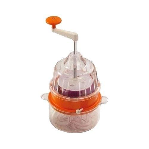 回転式野菜調理器 クルル オレンジ(1コ入)