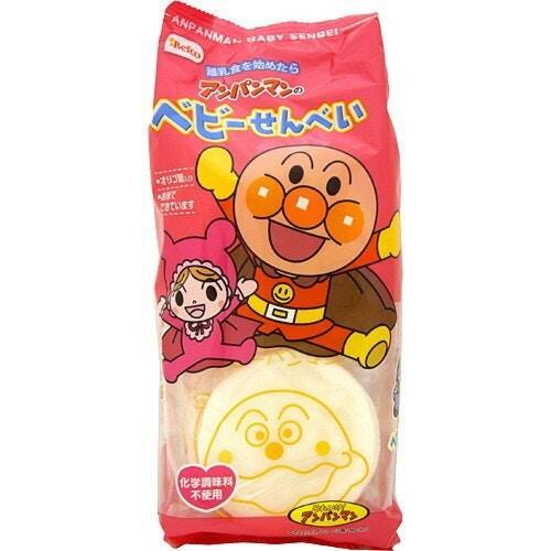 栗山米菓 アンパンマンのベビーせんべい