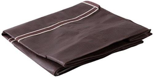ナイスデイ 衣類も布団もラクラク圧縮ボックス 収納ケース&圧縮袋合体タイプ 組布団サイズ NT ブラウン