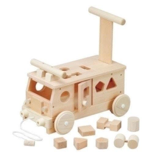 平和工業 森のパズルバス W-029