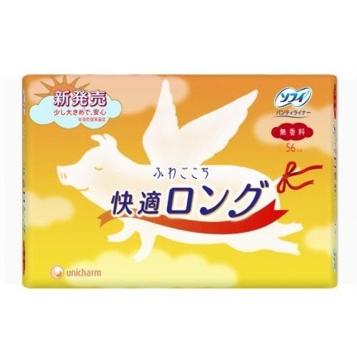 ソフィ ふわごこち 快適ロング(56枚入)
