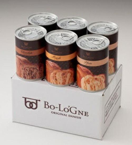 缶deボローニャパン6缶セット