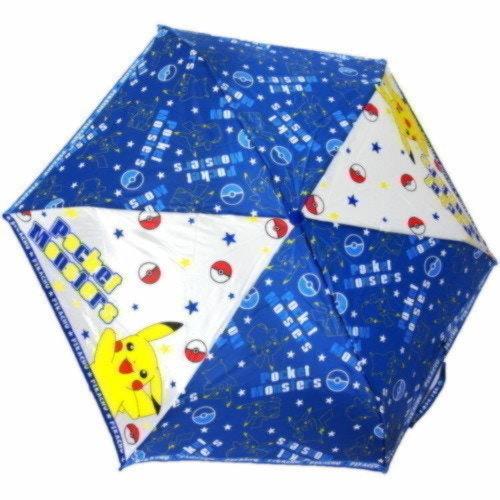 ジェイズプランニング  キャラクター折畳傘 ピカチュウポップ