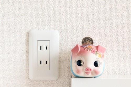 電気 貯金
