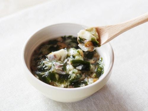 魚と白菜の和風煮