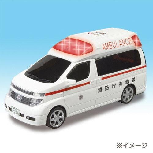 サウンドシリーズ エルグランド救急車