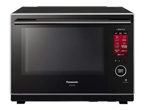 Panasonic スチームオーブンレンジ 3つ星 ビストロ NE-BS1500-K ブラック
